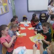 Pisanki, malowanki w klasach III i II B 2016 r._2