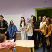 Pochód świętego Marcina (8.11.2017)