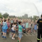Pokazy strażackie dla klas 0-3 (6.06.2017)