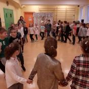 Poznajemy tańce góralskie - interaktywny teatrzyk dla klas 2 (24.10.2019)