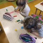 Projekt edukacyjny w klasie 0a