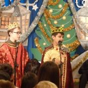 Przedstawienie jasełkowe dla klas 4-6 (22.12.2016)