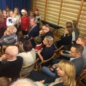 Przepiękny szkolny koncert kolęd - 2018-01-25