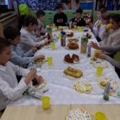Przygotowania klas 3 do świąt Wielkiej Nocy (17.04.2019)