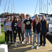Rejs żeglarski po Mazurach (27-31.05.2019)