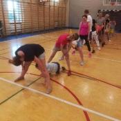 Rodzinny dzień sportu w klasie I A - 06.06.2019 r.