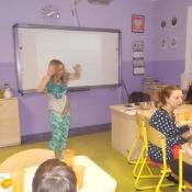 Setne lekcje w klasach 6b i 6c (20 i 22.02.2017)
