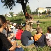 Spotkanie klas 3 z garncarzem (5.06.2017)