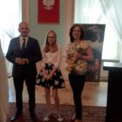 Spotkanie władz miasta Lublina z przedstawicielami laureatów konkursów (21.06.2021)