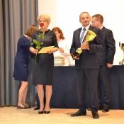 Spotkanie władz miasta z laureatami konkursów przedmiotowych (07.06.2018)