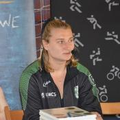 Spotkanie z lekkoatletką Darią Zabawską (22.05.2019)