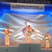 Sukces Niny w Pucharze Polski (25.10.2020)