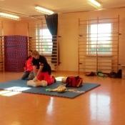 Szkolenie z udzielania pierwszej pomocy przedmedycznej (09.10.2015)