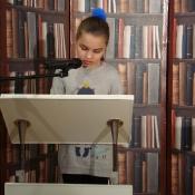 Szkolny Konkurs Pięknego Czytania dla Pierwszaków
