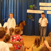 Szkolny Konkurs Piosenki w Języku Niemieckim (25.05.2018)