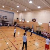 Szkolny Turniej Piłki Siatkowej (30.09.2019)
