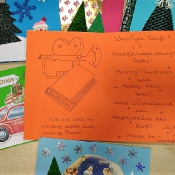 The Christmas Cards Exchange (1.12.2017)