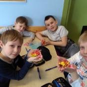 Turniej matematyczno-polonistyczny w klasie 1a (6.03.2017)