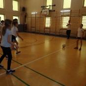 Turniej piłki nożnej dla klas V - 17.02.2017 r.