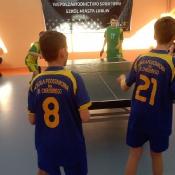 Turniej tenisa drużynowego chłopców