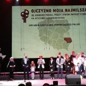 Tusia z klasy 3c laureatką Konkursu Pieśni Patriotycznej (9.11.2018)