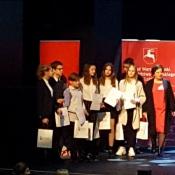 Uczniowie Chrobrego nagrodzeni przez Marszałka Województwa Lubelskiego (11.12.2018)