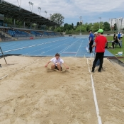 Udział szkolnych reprezentacji w Igrzyskach Młodzieży Szkolnej (10.06.2021)