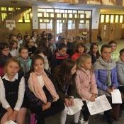 Uroczysta msza święta na rozpoczęcie roku szkolnego 2017/2018 (7.09.17)