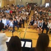 Uroczyste zakończenie roku szkolnego 2017 - 2018_2