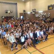 Uroczyste zakończenie roku szkolnego 2017 - 2018_3
