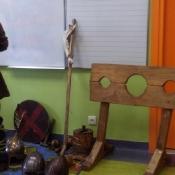 Warsztaty historyczne w klasach młodszych (27-28.03.2017)