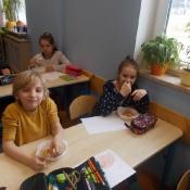 Warsztaty kulinarno-przyrodnicze w klasach 2 (15.04.2016)