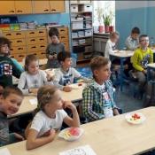 Warsztaty  przyrodnicze w klasach 2 (28.09.2018)