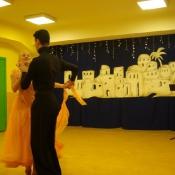 Warsztaty taneczne pierwszaków (16.01.2019)