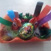 Wielkanocne świętowanie w klasach 1-3 (27-28.03.2018)