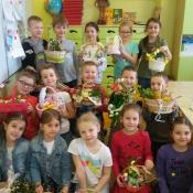 Święta wielkanocne w klasie I B - 2019 r.