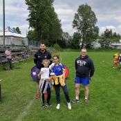 Wojewódzki Finał Szkolnej Ligi Rugby Tag (21.05.2019)