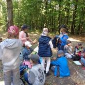 Wycieczka edukacyjna klas 3 do Starego Gaju (14.09.2016)