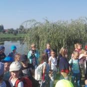 Wycieczka klas 2 do Lasów Kozłowieckich (20.09.2018)