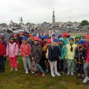 Wycieczka klas 2 na Roztocze (14.06.2016)