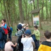 Wycieczka klas 4 do Poleskiego Parku Narodowego (18.05.16)