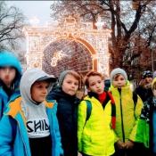 Wycieczka klas 5 do Warszawy (14.11.2018)