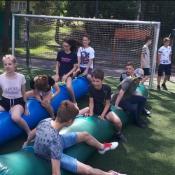 Wycieczka klas 6 do Lidzbarka (11-13.06.2018)