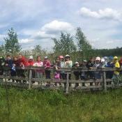 Wycieczka klas IV do Poleskiego Parku Narodowego