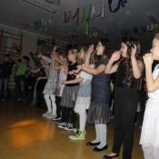 Zabawa andrzejkowa klas 2-3 (24.11.2015)
