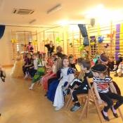 Zabawy karnawałowe w klasach 0-3 (22-23.02.2017)