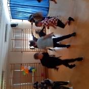 Zabawy karnawałowe w klasach 1-3