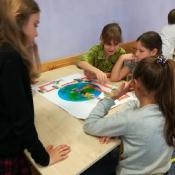 Zajęcia matematyki w klasach 4 (14.11.2018)