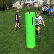 Zajęcia pokazowe i miniturniej Rugby - Tag - klasy V - 18.04.2018 r._13