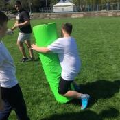 Zajęcia pokazowe i miniturniej Rugby - Tag - klasy V - 18.04.2018 r._16